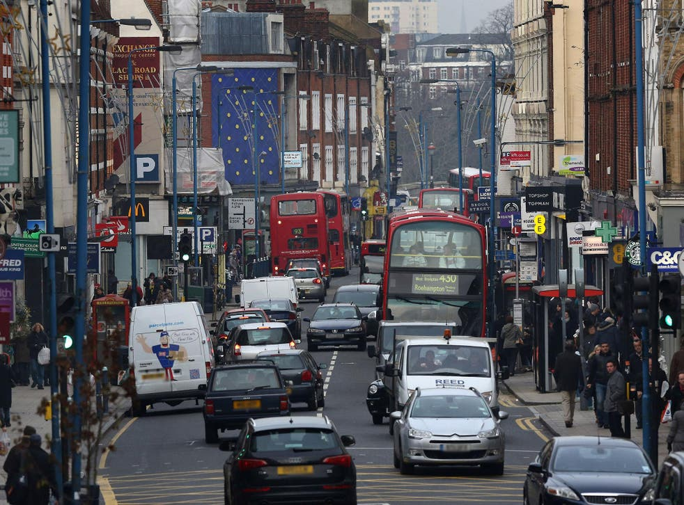 Three quarters of small businesses in London consider rates to be one of the biggest issues affecting them, according to a new survey