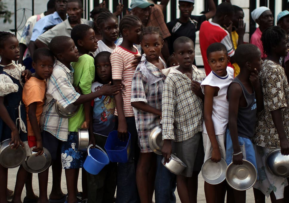 Thousands Of City Children Not Getting >> Thousands Of Children Are Living In Orphanages In Haiti But Not