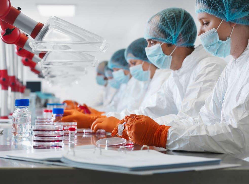 Many hands: a recent scientific paper had more than 5,000 contributors