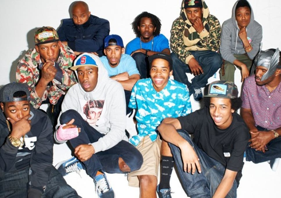odd future have split up confirms tyler the creator the independent