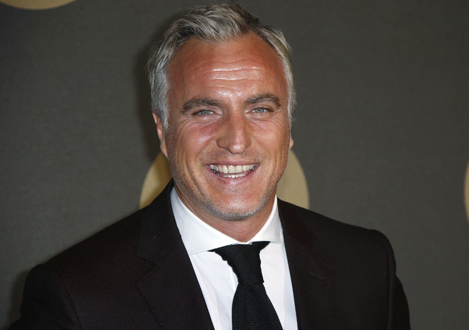 David Ginola Has Recently Announced That Hes Becoming A Father Again At 51