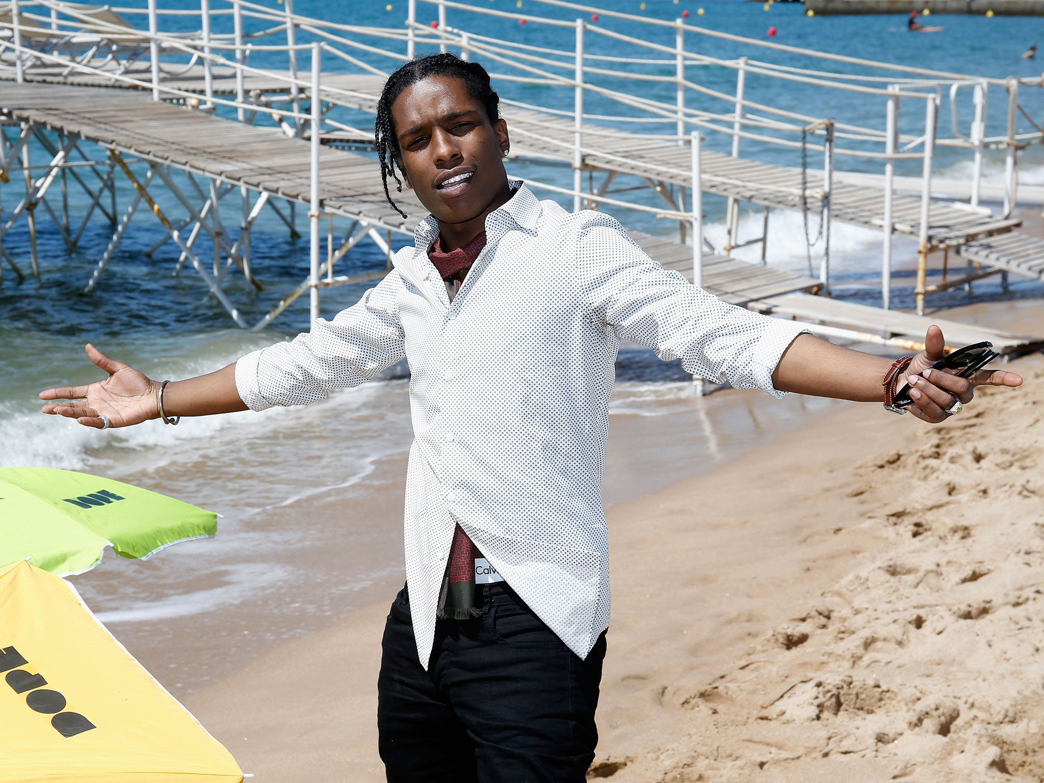 Is Asap Rocky Left Handed: Trump Demands Sweden 'give A$AP Rocky His Freedom'