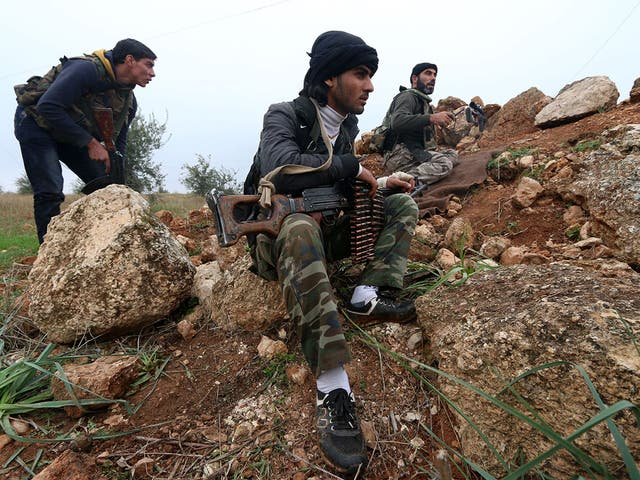 Abu Mohammed al-Julani said Al-Nusra wants to fight the regime in Syria