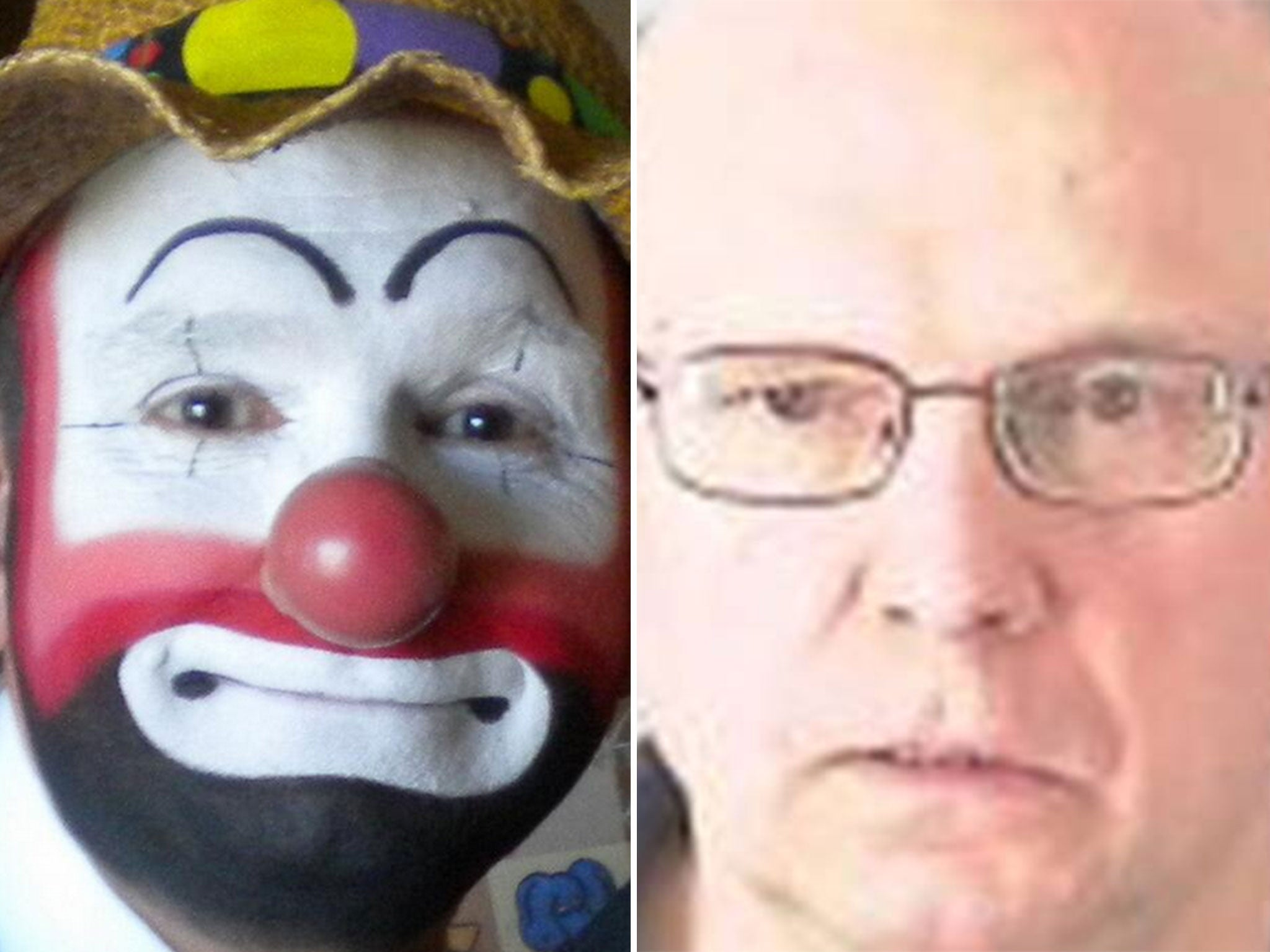 'friendly The Clown' Accused Of Raping A Mentally Impaired Woman Recovering  From Brain Injury  The Independent