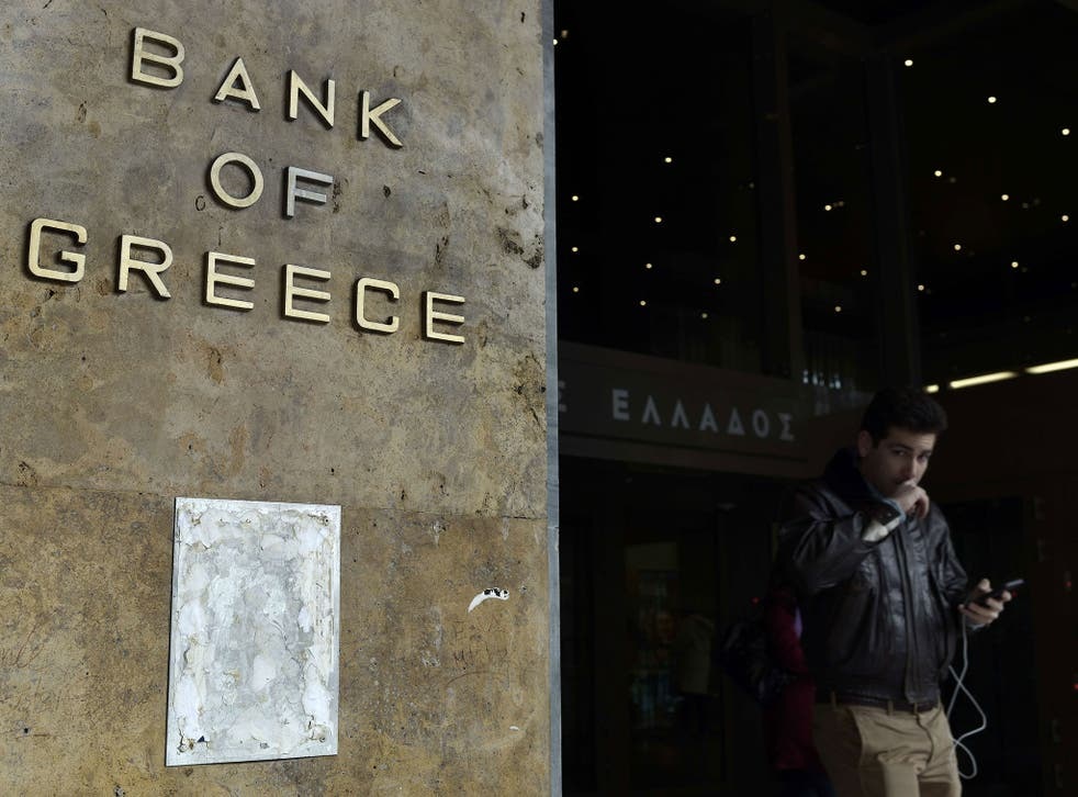 Greek bank account holders pulled an estimated €4.2 billion from their bank accounts last week after talks between the Greek government and its European lenders turned acrimonious