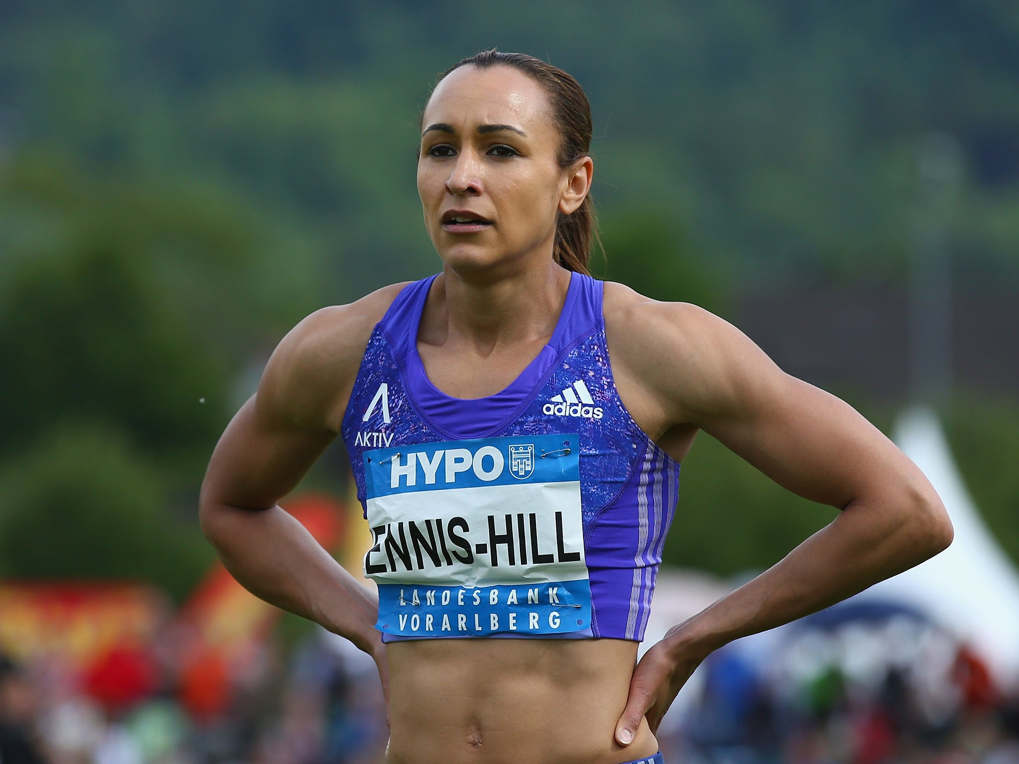 jessica ennis hill facing calls - HD 2048×1536