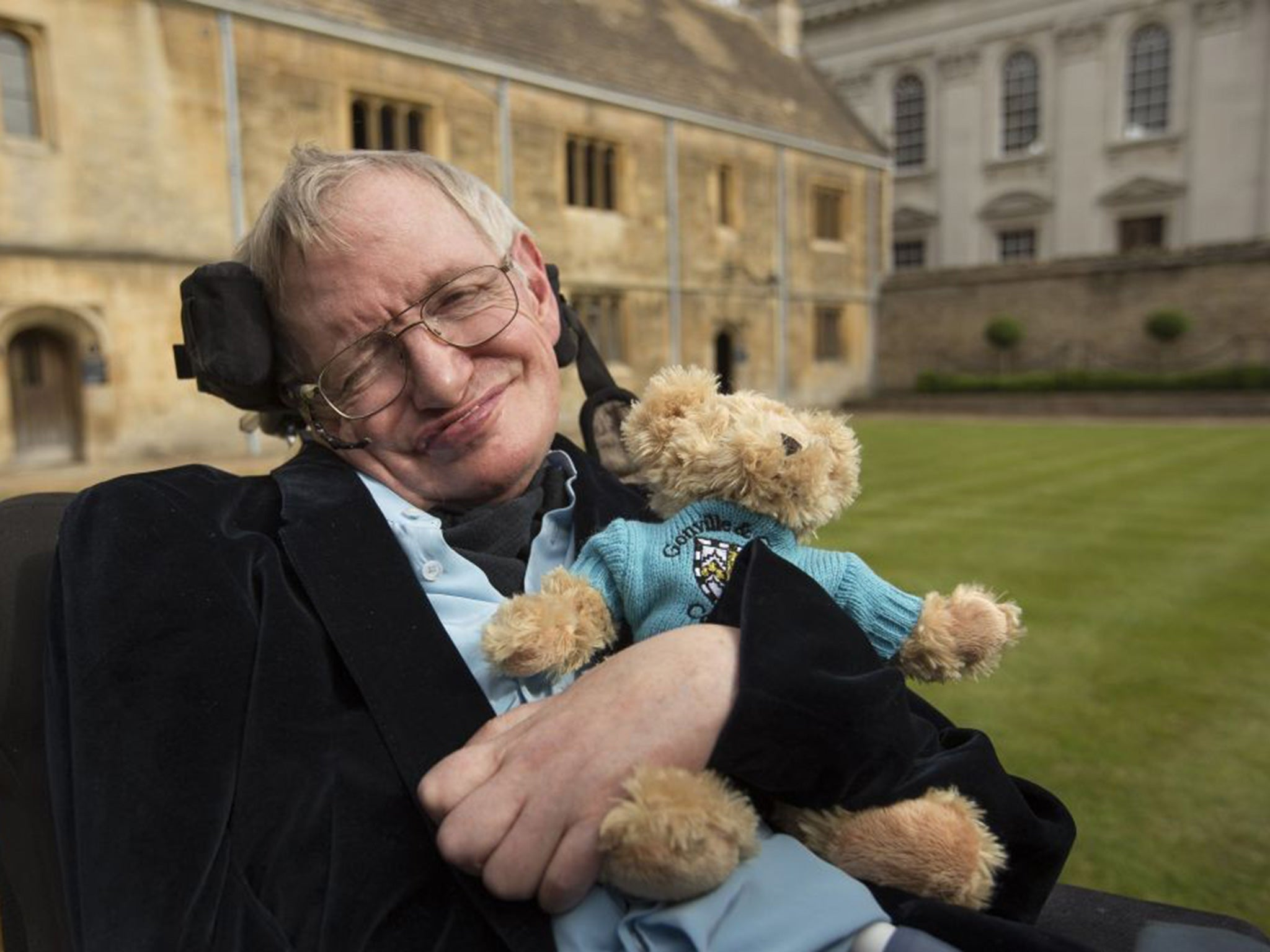 Professor Stephen Hawking died on March 14, 2018, aged 76