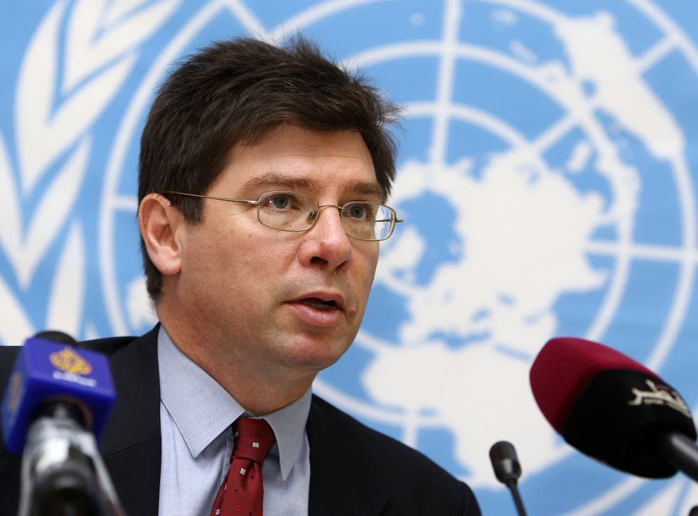 Professor François Crépeau is the UN special rapporteur on the human rights of migrants