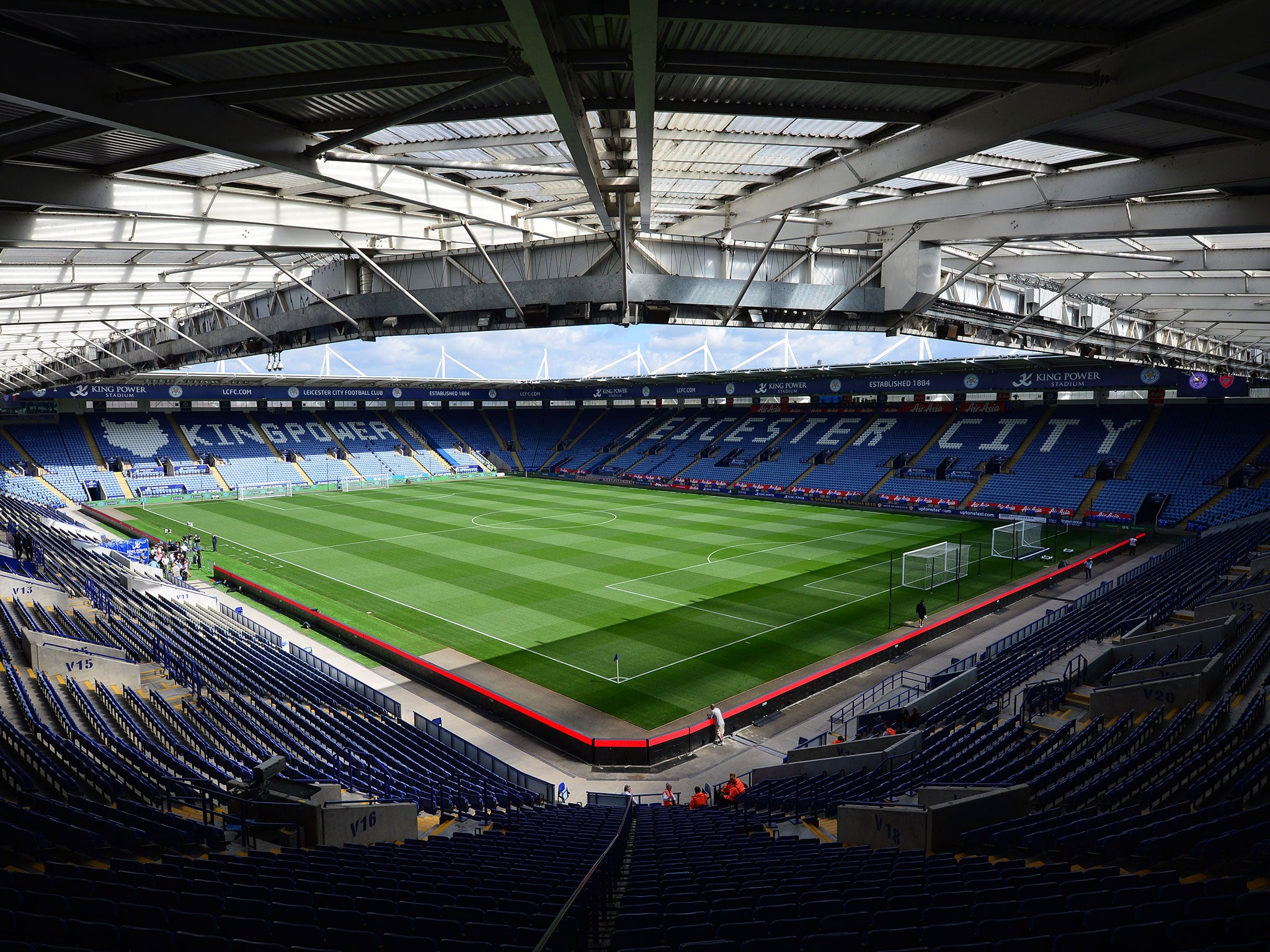 Leicester City Stadion