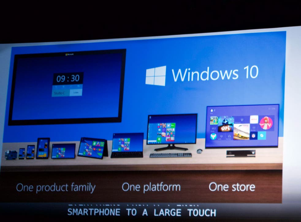 Windows 10 was released in the UK on 29 July