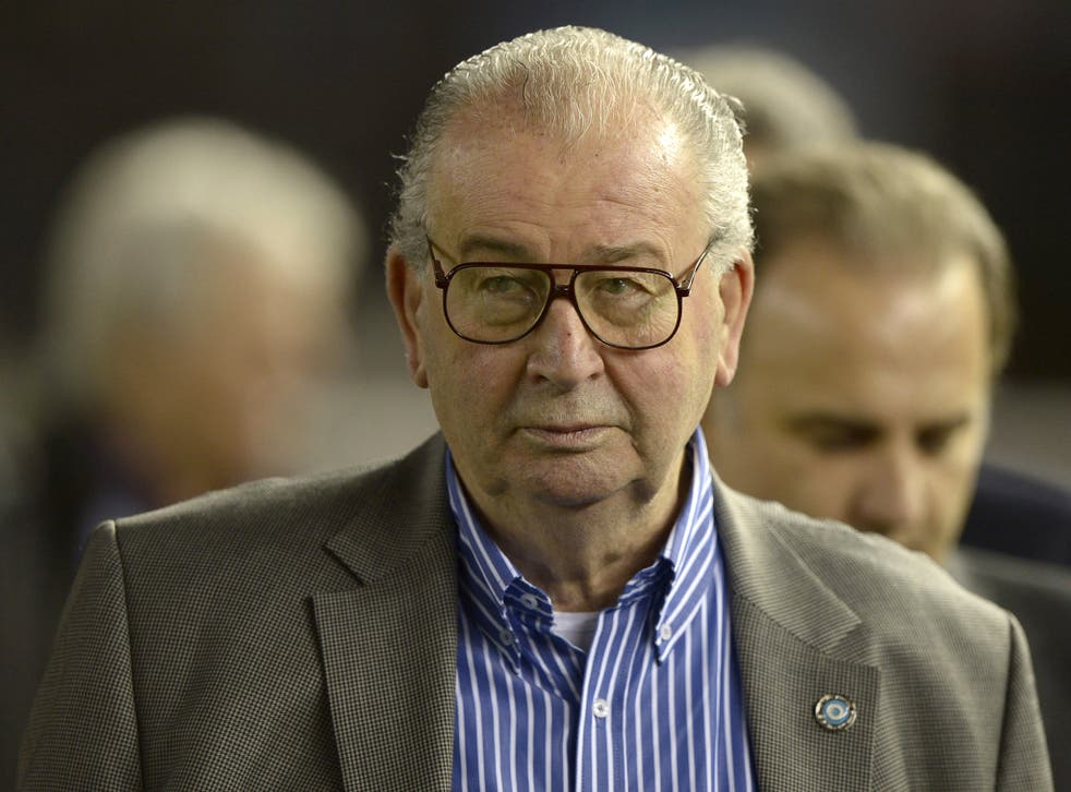 Julio Grondona is alleged to have sanctioned the $10m payment to Jack Warner