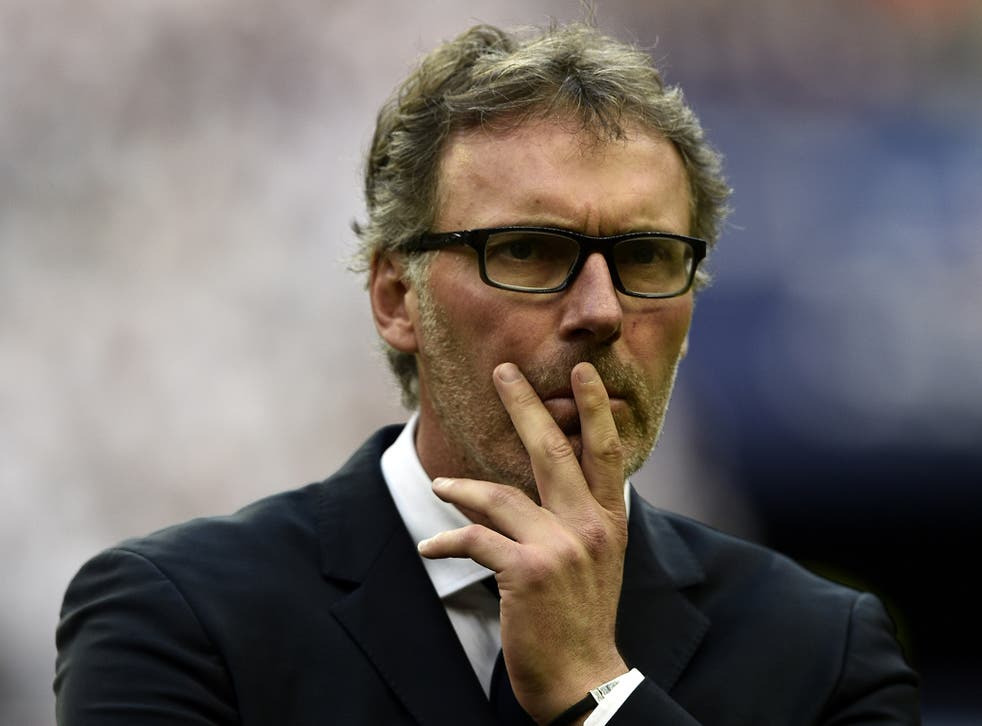 Laurent Blanc's time at the club looks to have drawn to a close