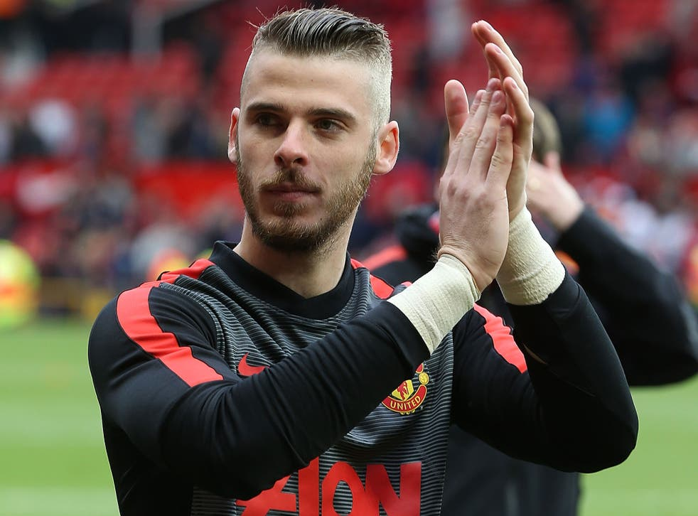 David De Gea looks to be close to a move to Real Madrid