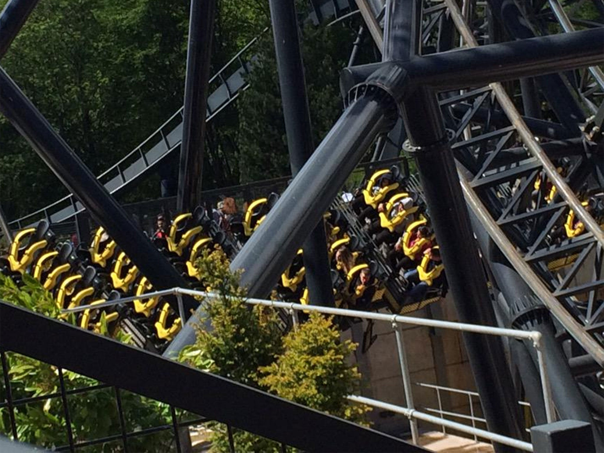 Http www alton towers co uk pages theme park - Alton Towers Closed After Horror Crash On The Smiler Raises Safety Questions For Theme Park The Independent