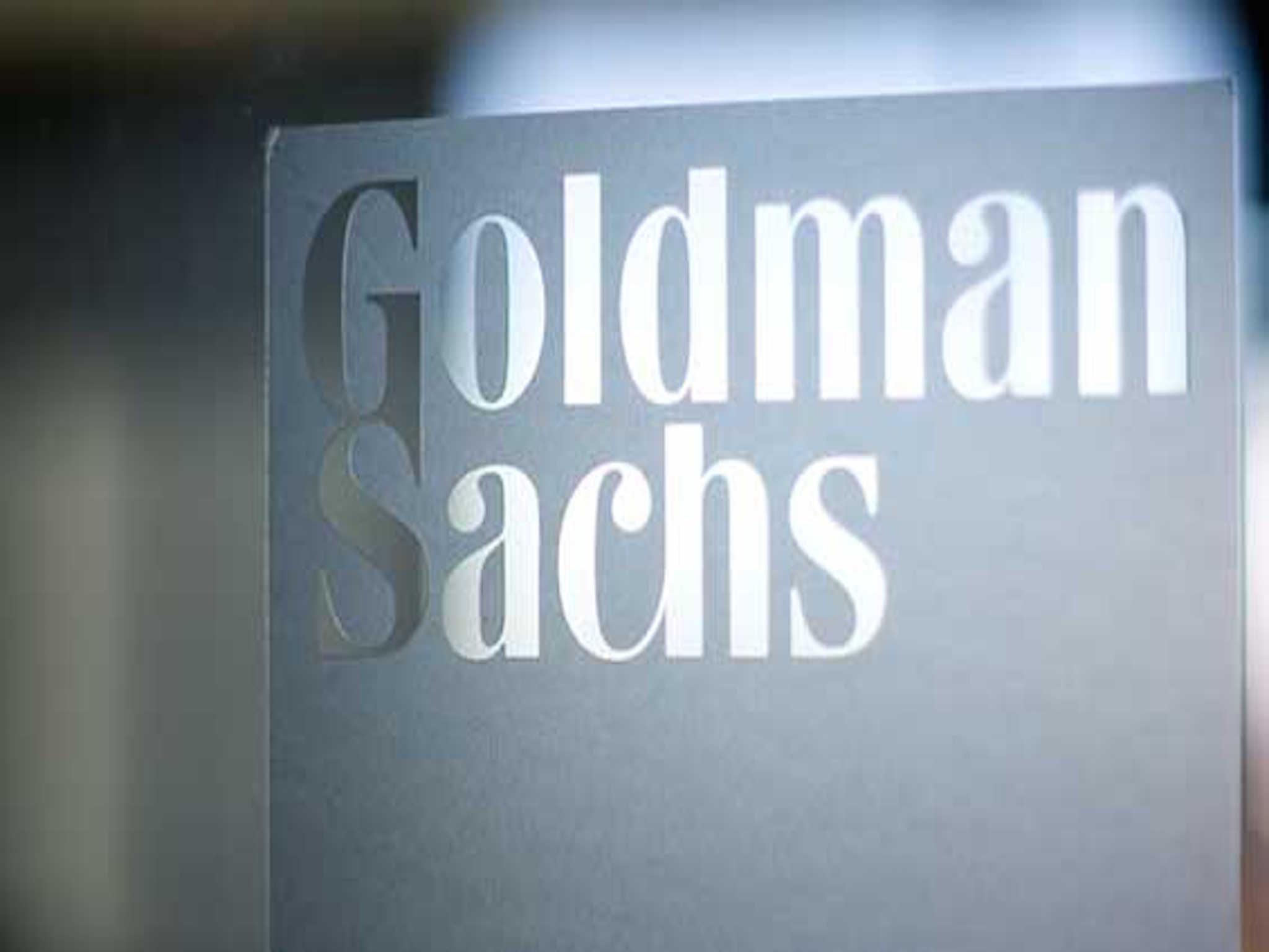 Dating en Goldman Sachs analytiker