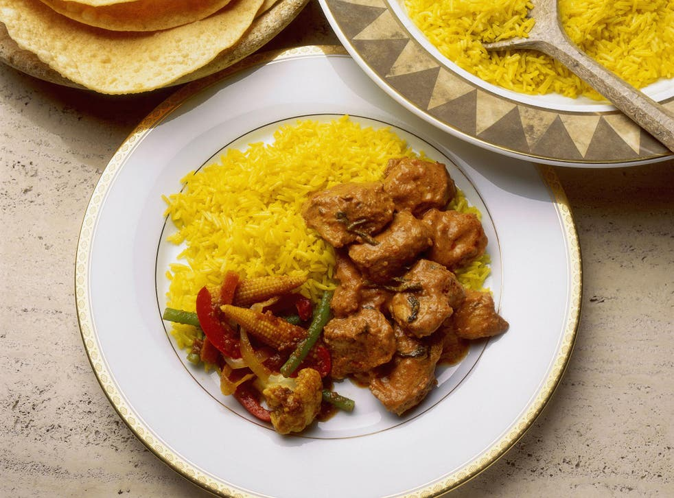 Kent, Essex, West Yorkshire and Lancashire are apparently the biggest fans of hot curries