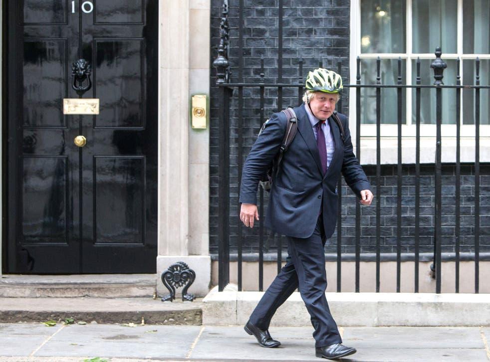 Boris Johnson is an exotic figure, veering constantly between buffoonery and statesmanship