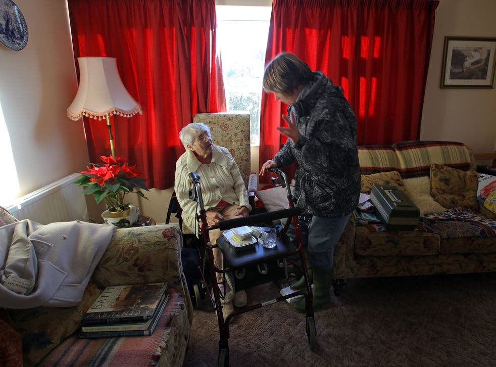 New research suggests that the most vulnerable people in the country are being 'placed in jeopardy' by a further £1.1bn of cuts to adult social care