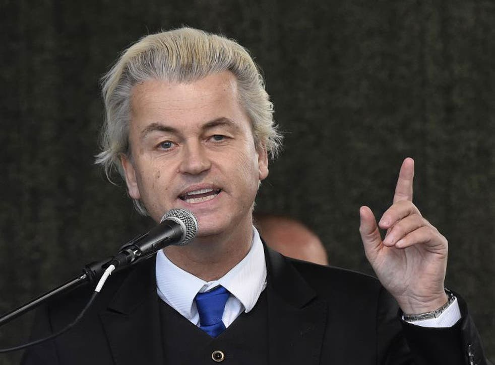 Geert Wilders says he plans to show cartoons of the Prophet Mohamed on Dutch television airtime reserved for political parties after Parliament refused to display them.
