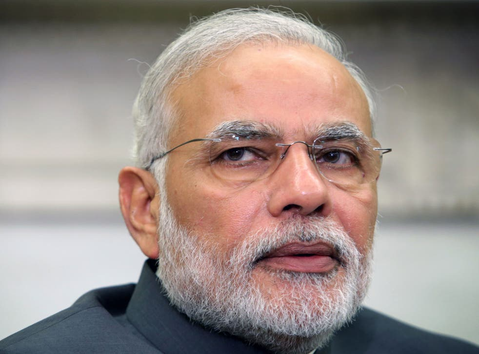 Google apologised for Narendra Modi's appearance in the list of criminals