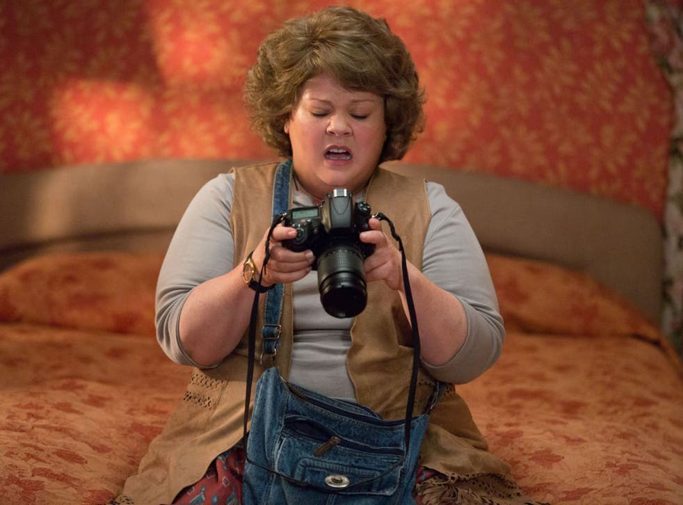 Melissa McCarthy is the best thing about the tatty satire 'Spy'