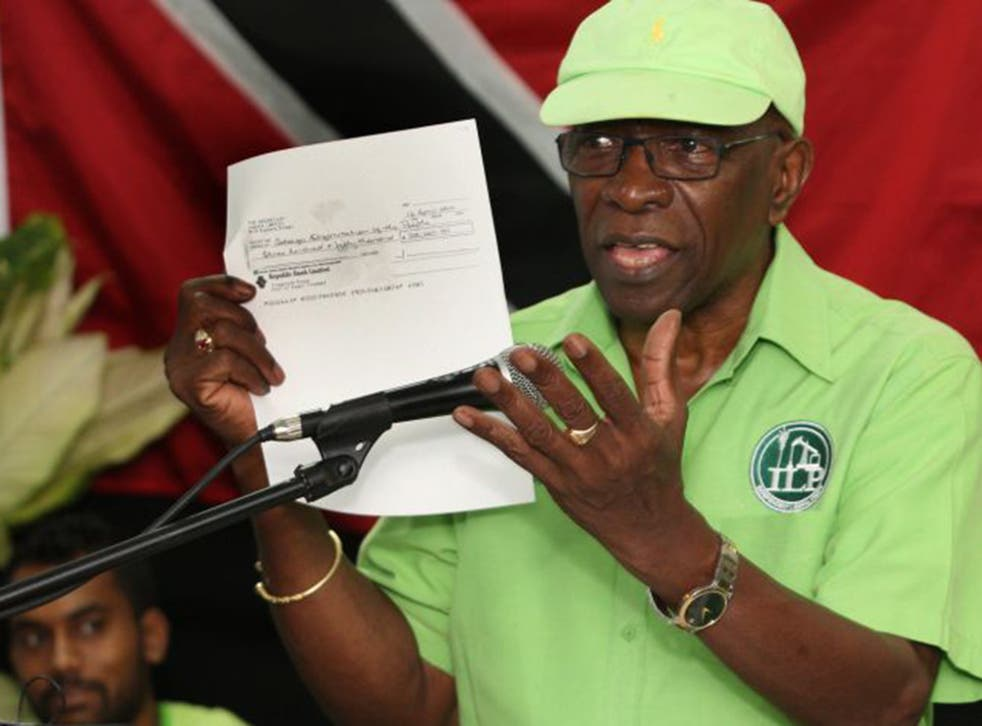 Former vice-president Jack Warner threatened to expose more Fifa corruption on Thursday