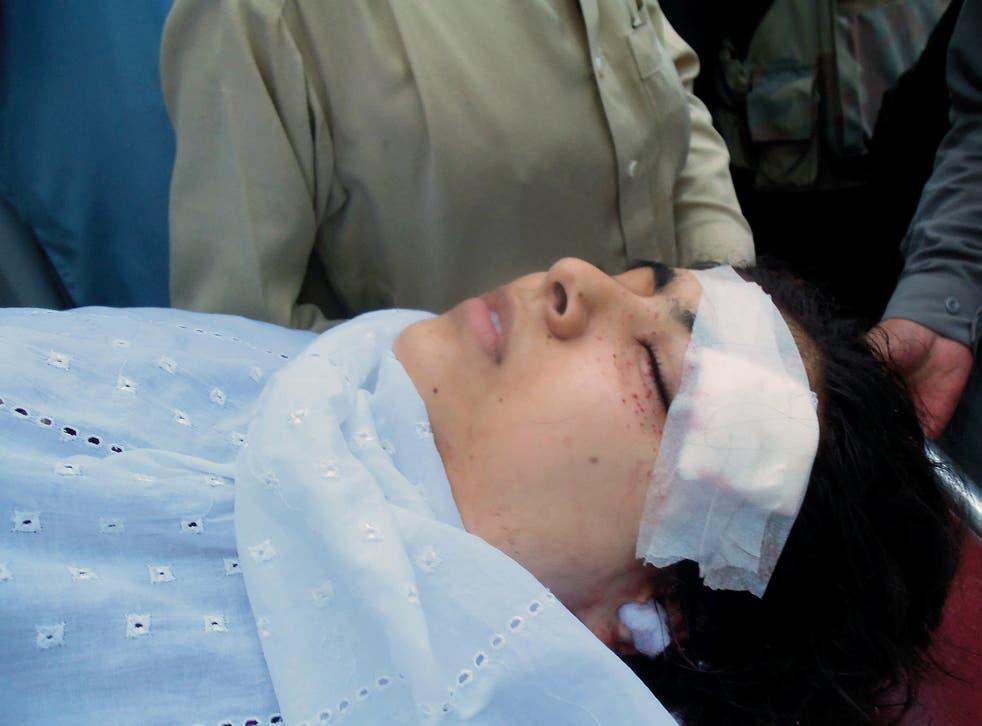 Malala Yousafzai was attacked by gunmen in Mingora, Pakistan on October 9, 2012