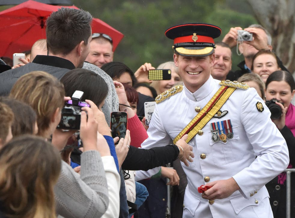 Prince Harry has now been bestowed with the title of Knight Commander of the Royal Victorian Order