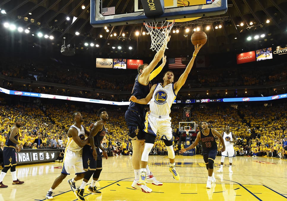 defa69985379 NBA Finals 2015 - Game 1  Golden State Warriors overcome 44 points from LeBron  James to take lead over Cleveland Cavaliers