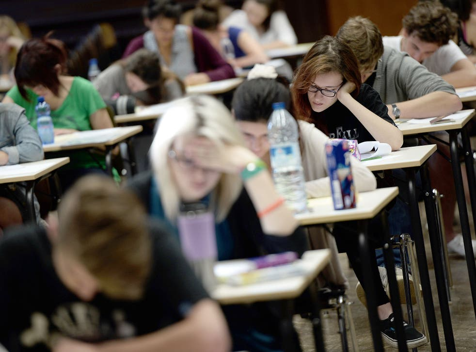 Students took to Twitter to express their frustration at the exam questions