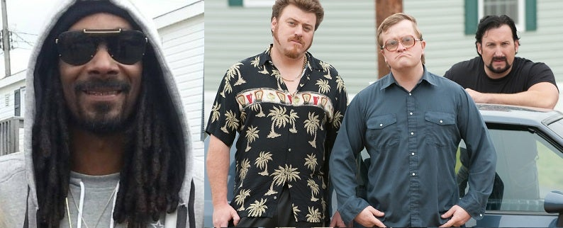 Snoop Dogg is going to be in Trailer Park Boys season 10