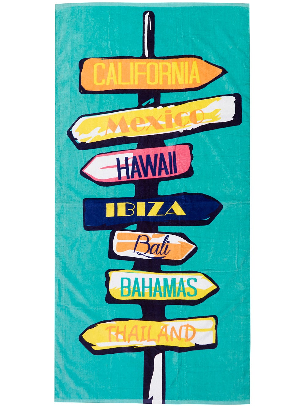 10 Best Beach Towels The Independent