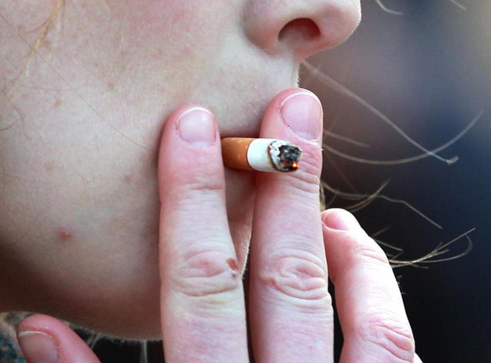 The new law bans the selling of cigarettes in 10 packs