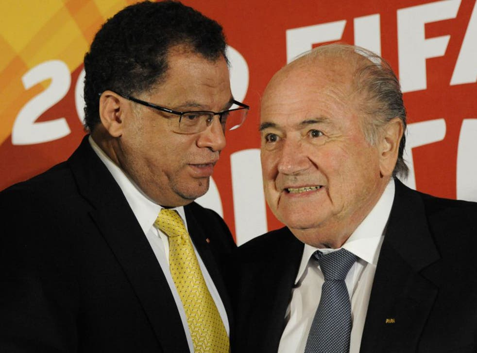 'Blatter knows everything that's going on. This is nonsense'