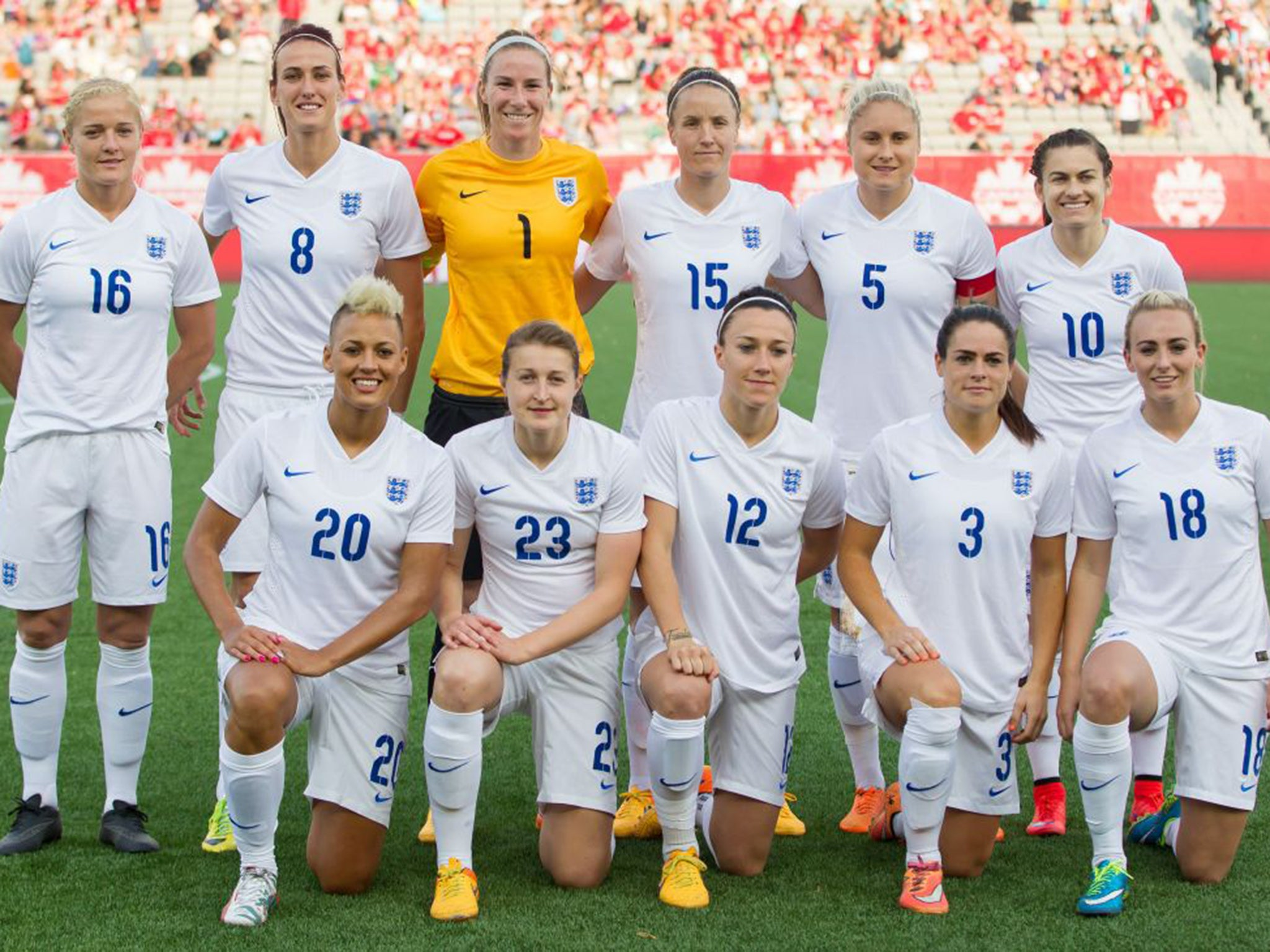 Women S World Cup 2015 How Female Football Is Reaching A