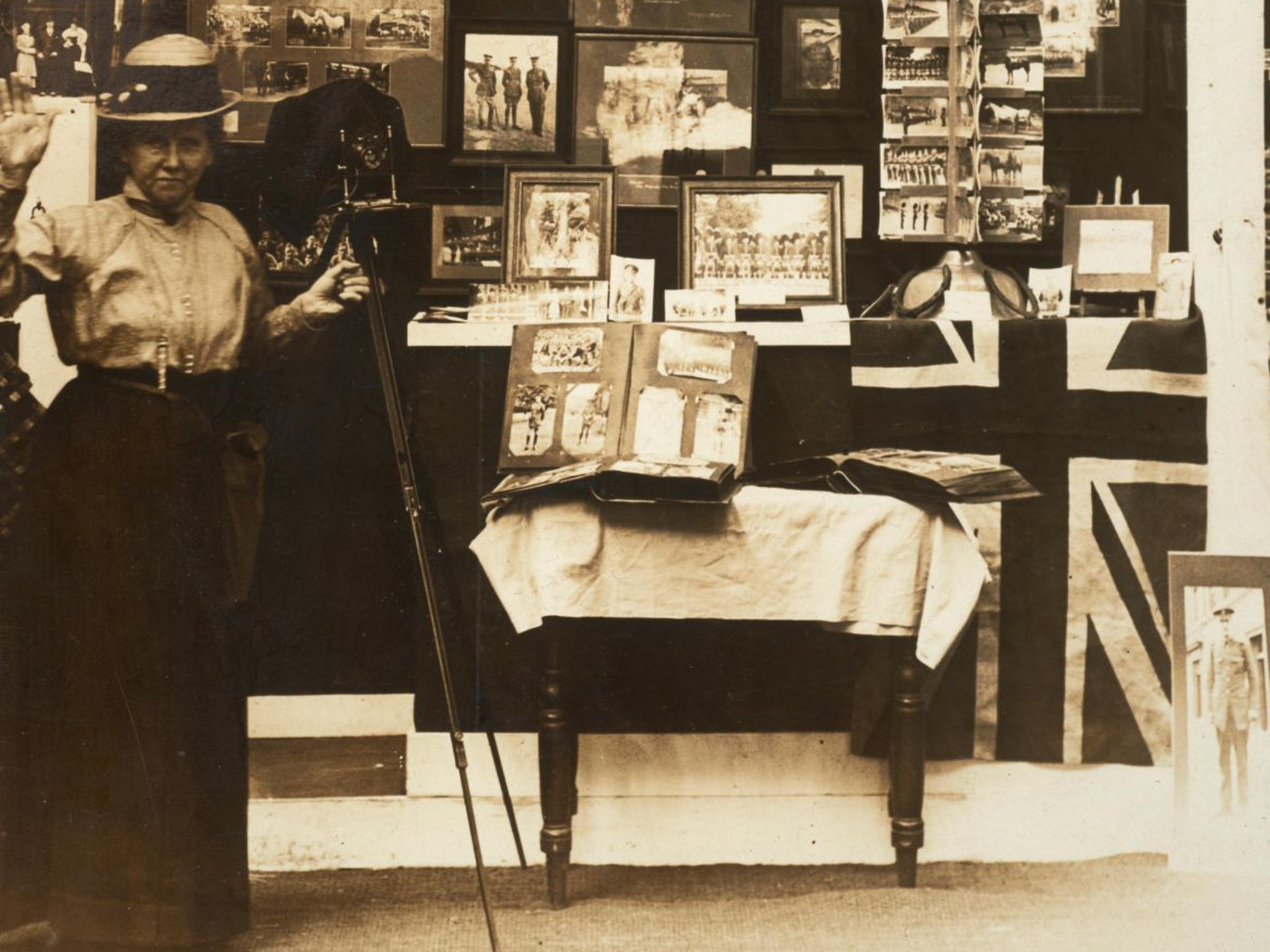 Christina Broom: The photo pioneer finally getting the exposure she deserves