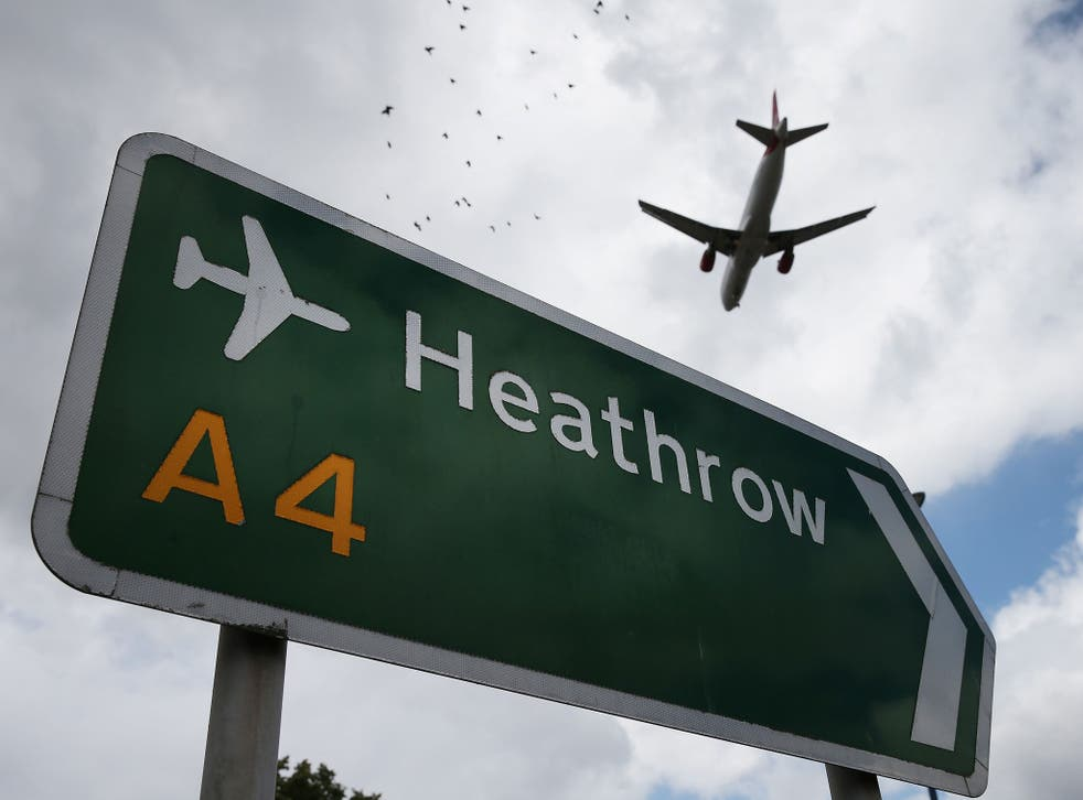 Heathrow may have to drop domestic routes if expansion plans are turned down