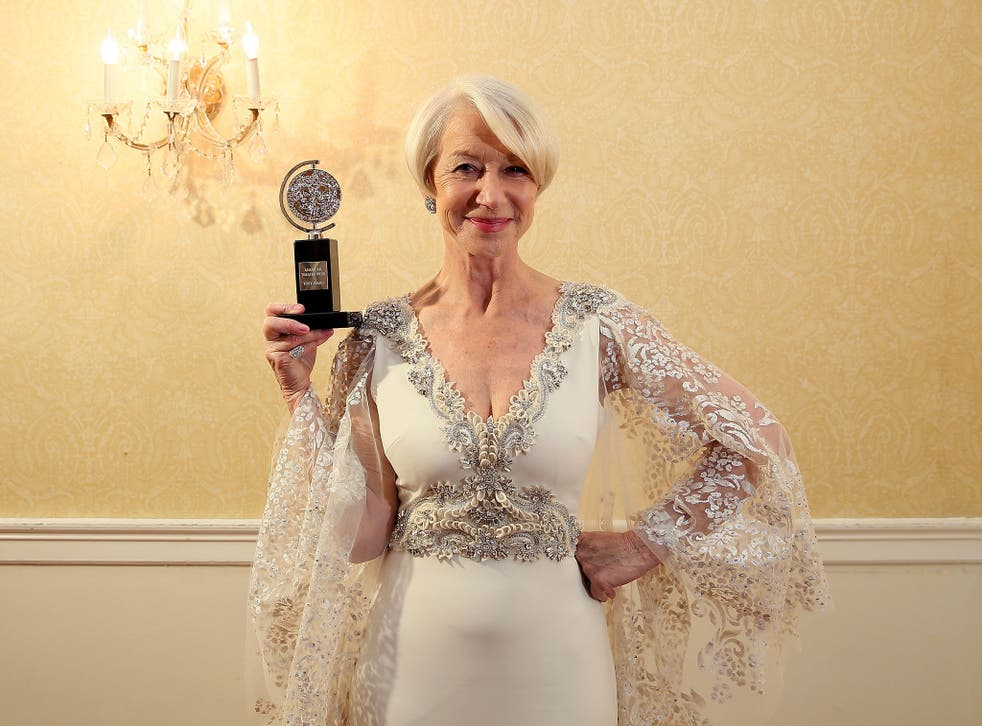 Helen Mirren won her first Tony Award for The Audience