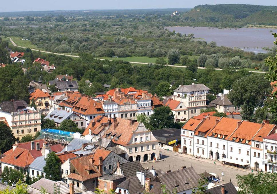 Kazimierz Dolny Creativity Runs Deep In This Part Of Poland