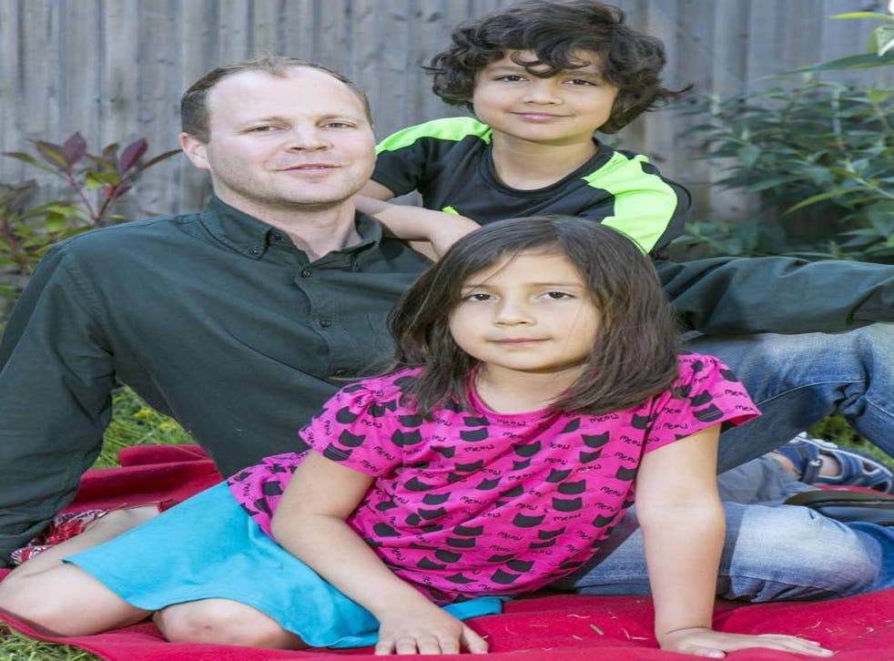 Dating a widowed man with kids