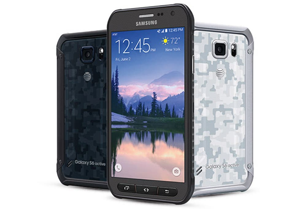sports shoes 42647 cb09a Samsung Galaxy S6 Active: new robust, waterproof phone released ...