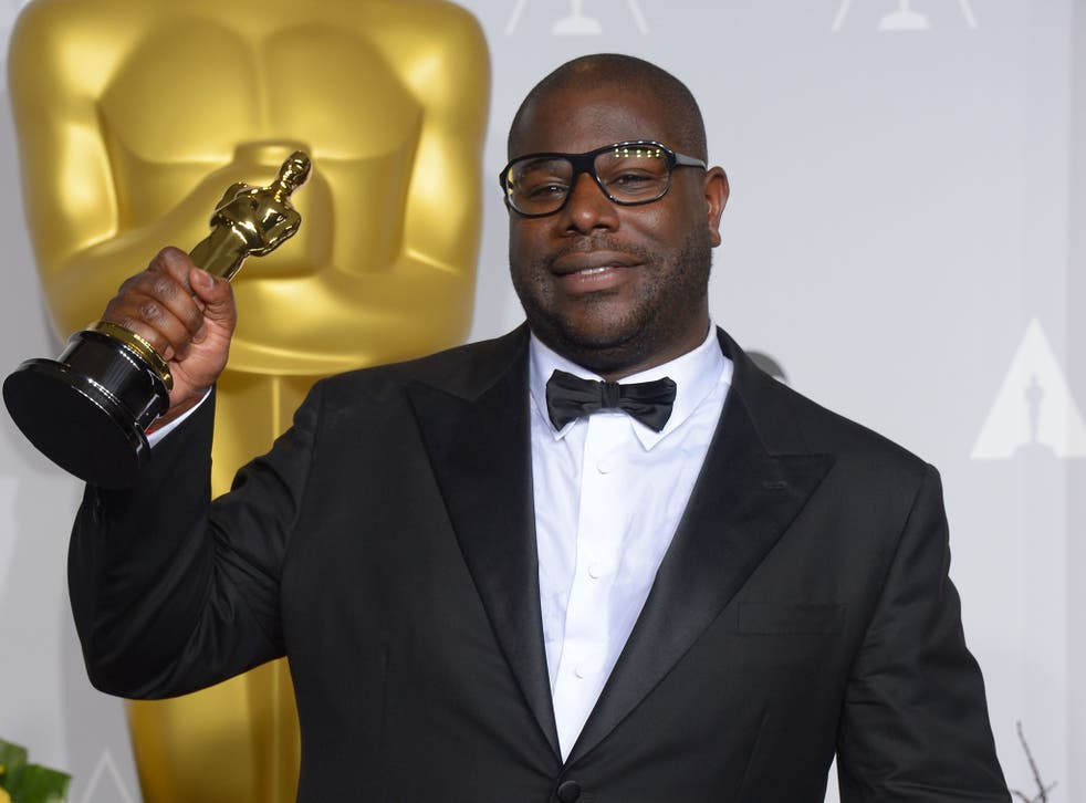 Steve McQueen won the Best Picture Oscar for 12 Years a Slave in 2014