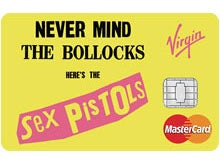 Nothing says 'Anarchy In The UK' like the Sex Pistols on a Virgin