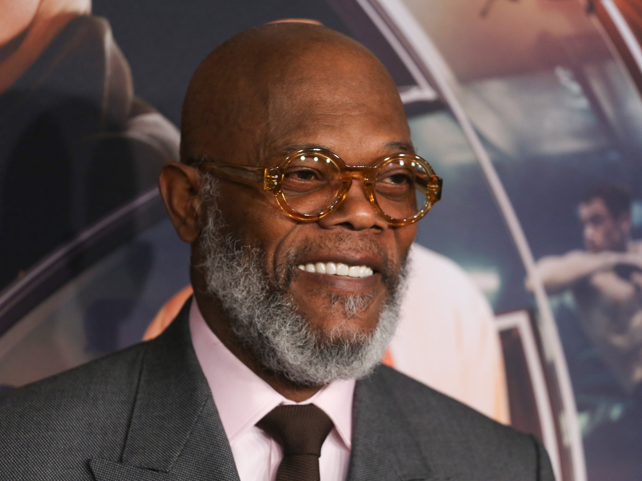 images Watch: Samuel L Jackson talks Men's Health