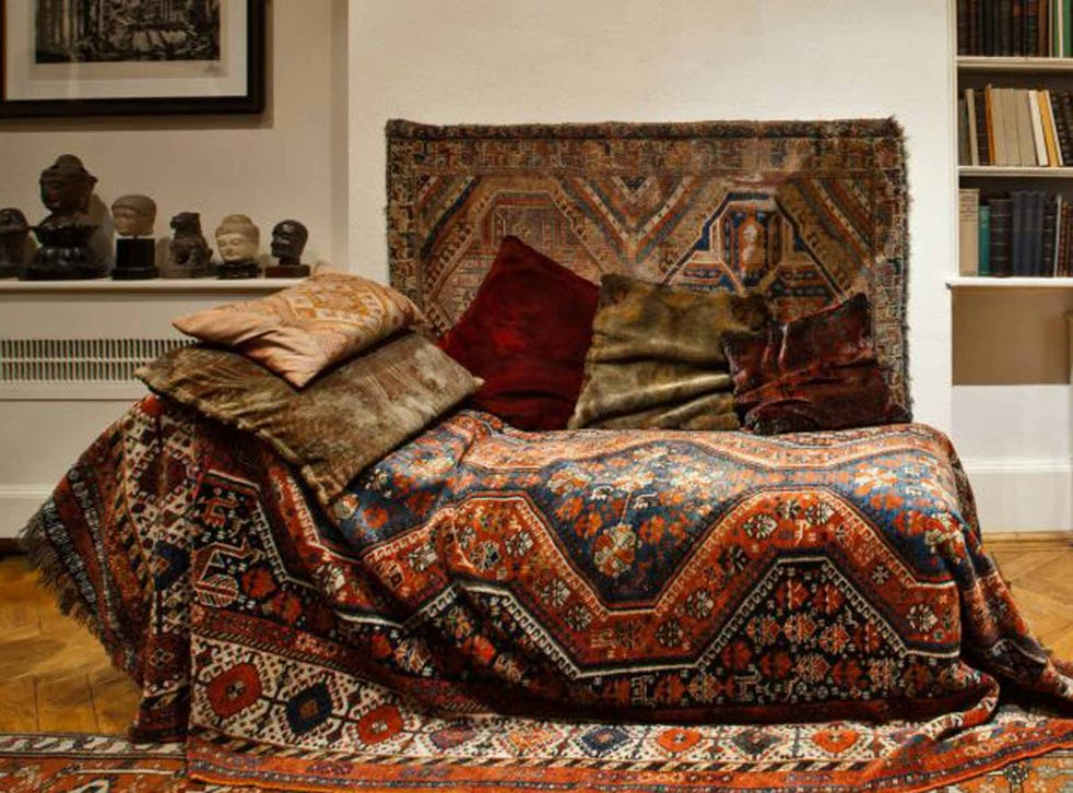 Freud's couch (Ollie Harrop)
