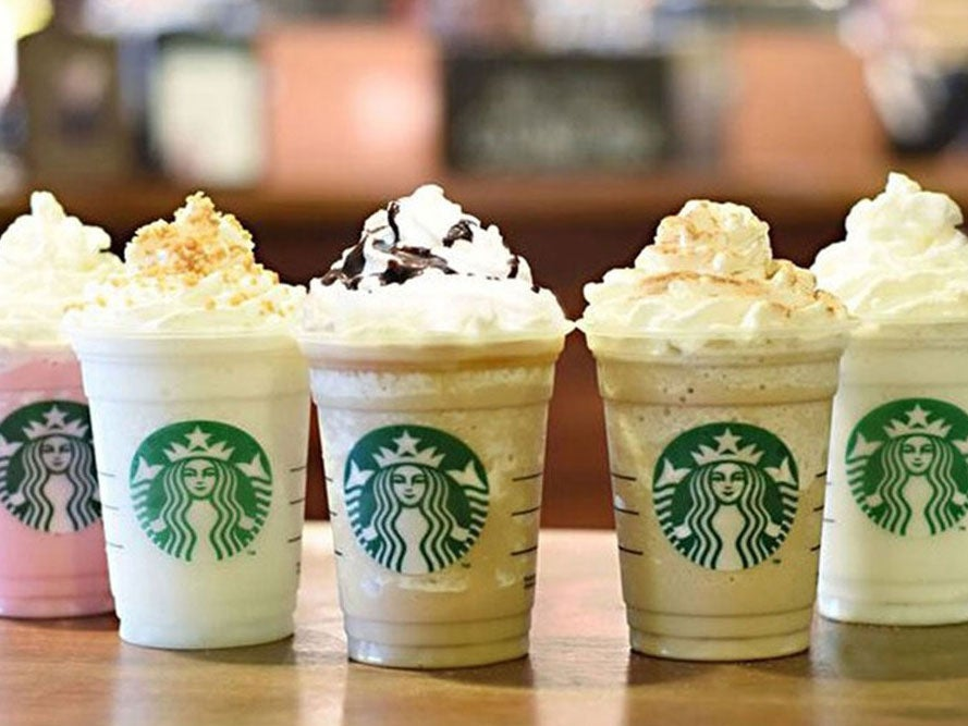 how to make starbucks frappuccino drinks at home