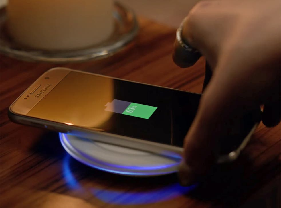 The Samsung Galaxy S6 offers wireless charging - but should we be impressed?