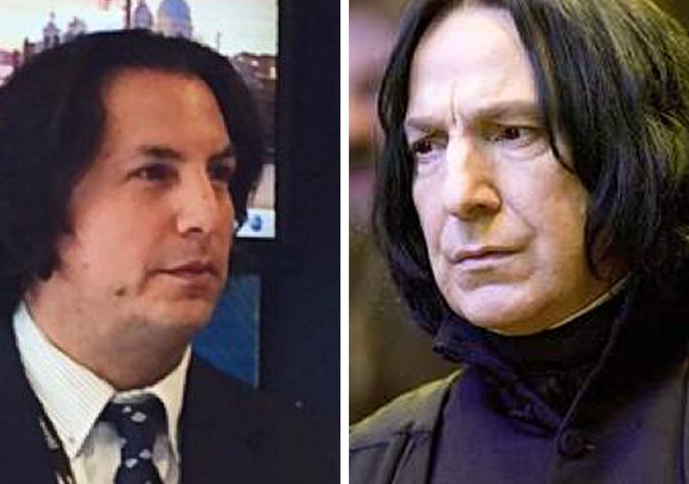 Harry Potter's Professor Snape found alive and well working