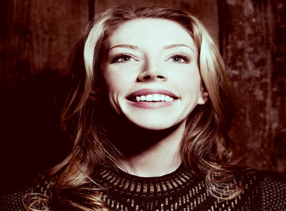 Katherine Ryan will perform at The Stand
