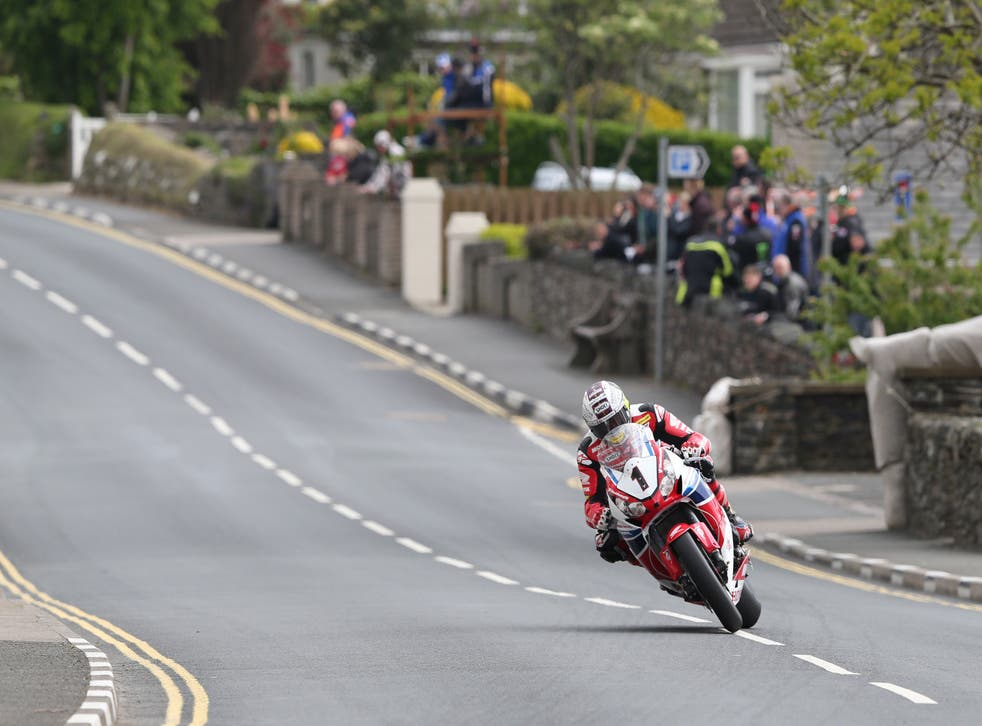McGuinness has the second most wins of any rider around the TT course